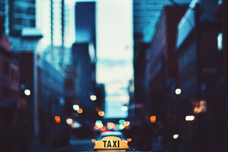 Will Electric Taxis Revolutionise the Taxi Industry?